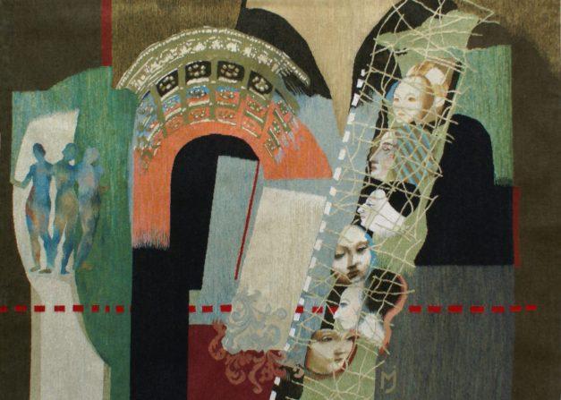 2 TOSCANA tapiserie haute lisse_ 160_120 cm